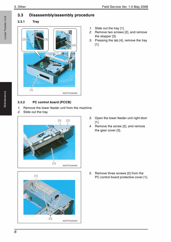 Konica-Minolta magicolor 4690MF FIELD-SERVICE Service Manual-6